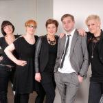 Das Styling Team der Trendshow 2012