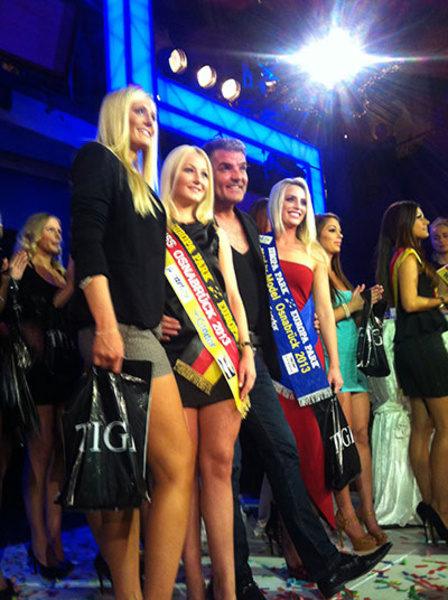 Wahl zur Miss Osnabrück