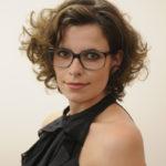 Eine der Frisuren aus der Trendshow 2012